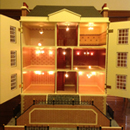 Miniature dolls houses