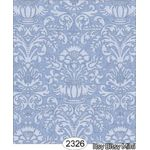 Annabelle Damask Blue Serenity Wallpaper (267 X 413mm)