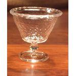 Crystaline Hobnail Bowl (21mmH)