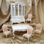 Antoine Dining Set 6Pc