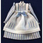 Pinafore Dress (50W x 55Lmm) by Cheryl Warder