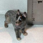 Australian Cattle Dog Standing (32L x 30Hmm)
