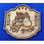 Toy Shop Sign (60W x 58Hmm)