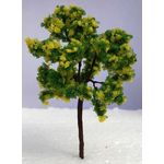 9cm Tree with Yellow Flowers