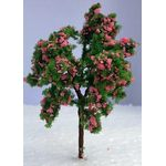 9cm Tree with Pink Flowers
