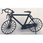 Bicycle Black Racing