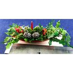 Christmas Table Decoration by Wendy's Miniatures
