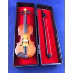 1:6 Violin (120 x 35mm, Bow 133mL)