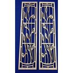 French Door Pair Type KF (35W x 147H x 2Dmm)