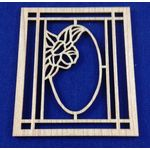 Window Mullion Type HW (43W x 50H x 2Dmm)