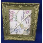 Framed Memo Boards by Lynne's Minis (78W x 35H x 65Dmm)