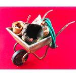 Wheel Barrow by Wendy's Miniatures (90 x 45 x 65mm)