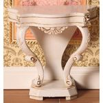 French Style Console Table PR (65mmW 30mmD 65mmH)