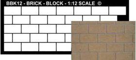 Stencil Brick Block (280mm x 120mm )