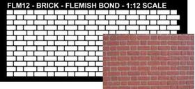 Stencil Flemish Bond (280mm x 120mm )