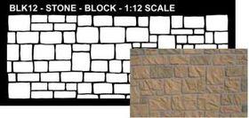 Stencil Stone Block (280mm x 120mm)