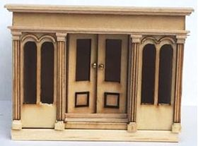 1:48 Shopfront with Roombox