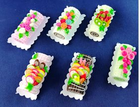 Cake Roll (Price Each) (37mmL x 15mm Diam)