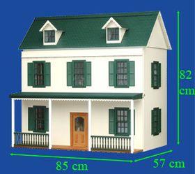 Colonial Kit (840x816x570mm)