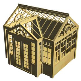 Cotswold Conservatory Kit (300mm x 310mm x 365mm)