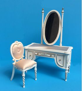 madeline's Vanity set dressing table and chair