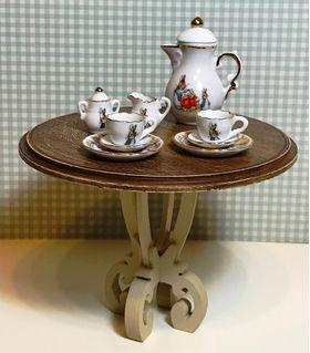 1:6 Round Table Kit (145Diam x 110mmH)