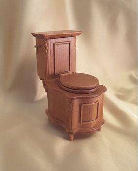 Italia Cherry Toilet