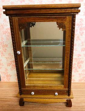 Display Case Single Door (203H x122W x 52Dmm)