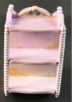 Mauve Shelf by Petite Romantique