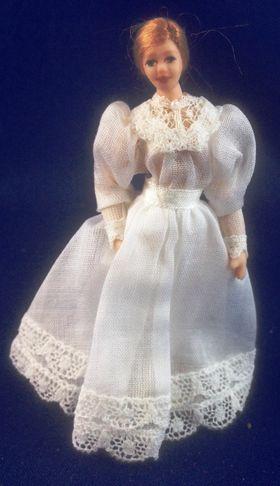 1:24 Doll Lady (75mmH) by Debra Hammond