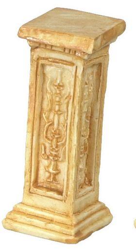 1:24 Pedestal Tan (25mmH)