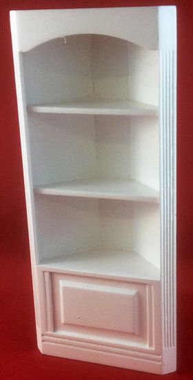 Corner Shelf (80 x 185 x 37mm)
