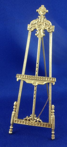 'Gallery' Easel Gold (155Hmm) By Bespaq