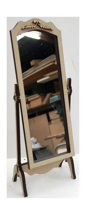 1:24 Swing Mirror Kit Laser Cut