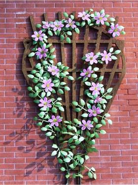 Flower Kit Clematis Pink (12 Flowers)