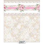Daniella Lace - Beige Wallpaper (267 X 413mm)