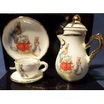 1:6 Teaset by Reutter Porzellan (Teapot 50mmH)