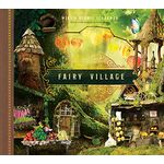 Fairy Village Book 160 Pages (210 x 248mm)