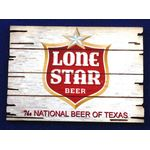 Full Crate Kit - Lone Star Beer (45W x 25D x 32Hmm)