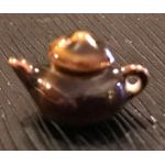1:24 Tea Pot Brown (10 x 7mm)