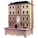 "The Rutland Grange Basement Kit Only (9 1/2H x 40W x 31 3/4""D)"