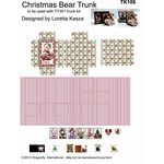 Christmas Doll Trunk Kit by Dragonfly