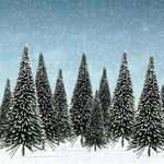 "6 - 10"" Snow Pines 12Pack"