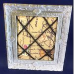 Framed Memo Boards by Lynne's Minis (78W x 35H x 65Dmm)