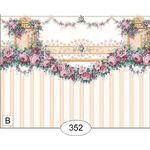Carmen white Stripe Wallpaper (267 X 413mm)