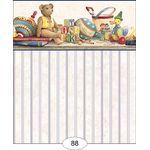 Wallpaper Nostalgic Nursery (267 X 413mm)