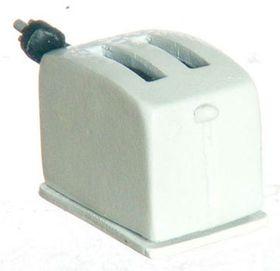 """White Toaster (1""""H x 0.5""""W x 0.25""""D) (Price Each)"""