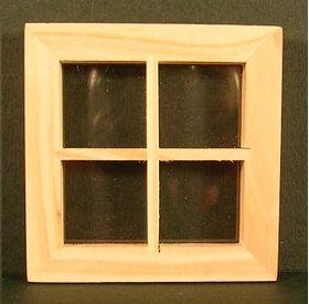 Window Dormer (70 x 70 fits 62 x 62mm)