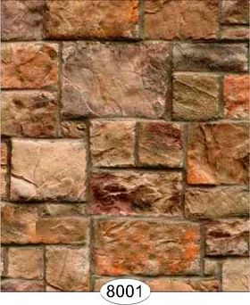 Dirty Brick Wallpaper (267 X 413mm)