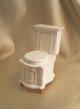 Italia Cream Toilet
